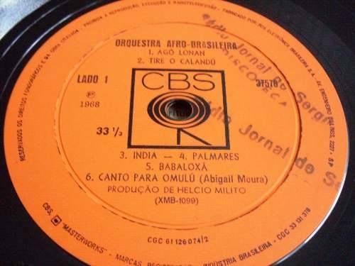 Orquestra Afro-Brasileira