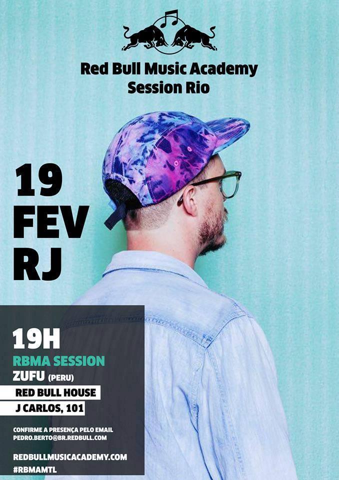 Red Bull Music Academy ZUFU URBe