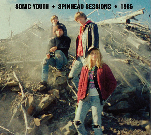 Sonic Youth Spinhead Sessions URBe