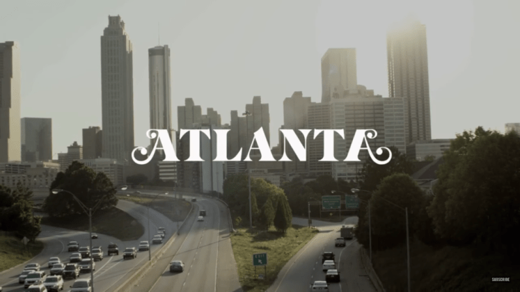 Childish Gambino Atlanta mini-série URBe