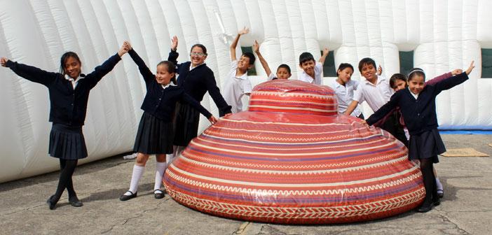 """Arranca programa """"Guachis va a tu escuela"""" en la primaria Basilio Vadillo"""