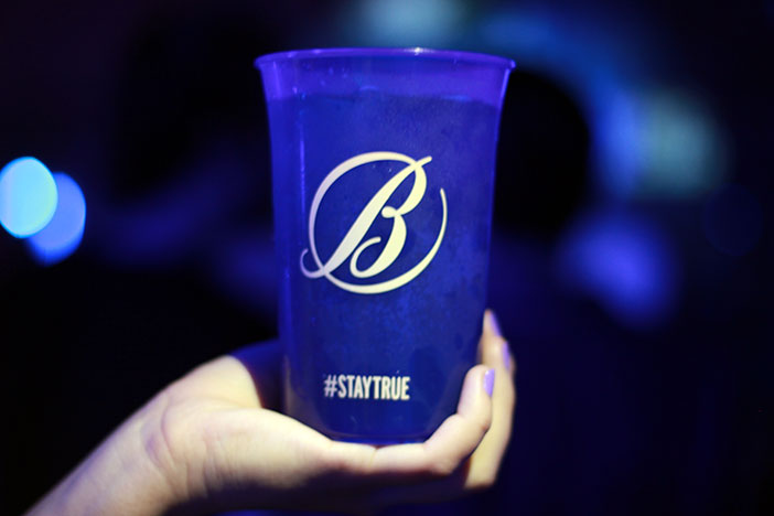 La última de las Stay True Nights de Ballantine's 2015 con Dan Solo