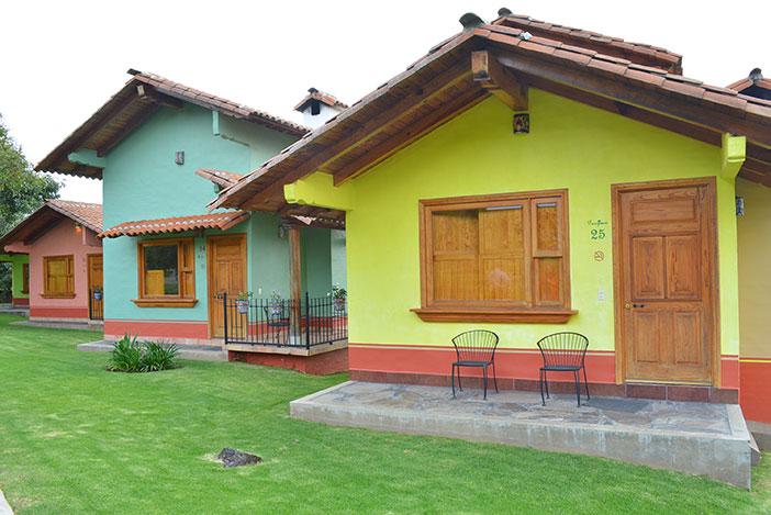 Hotel y Cabañas Huerta Real en Mazamitla Jalisco