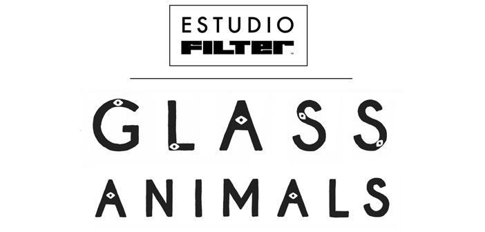 Episodio 5 de Estudio Filter con Glass Animals