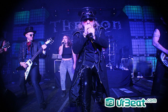 Therion C3 Stage GDL 2015