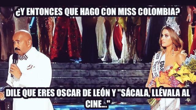Miss Universo 2015