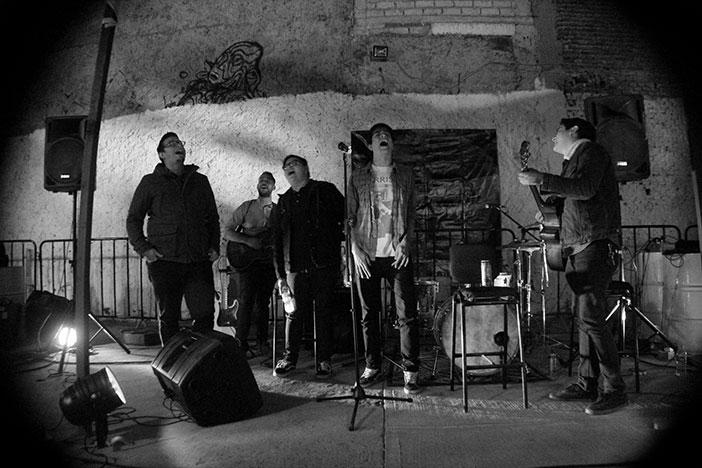 Los Bluejays y Alain Bultrago Show Acústico