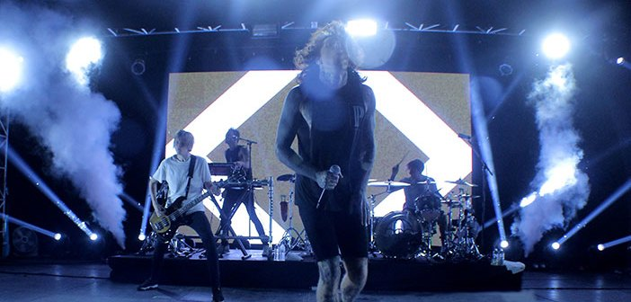 Bring Me The Horizon GDL 2016