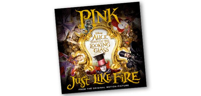 Just like a fire