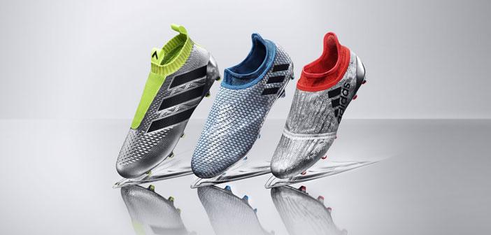 Adidas inspira a los jugadores a ser los primeros con el Mercury Pack