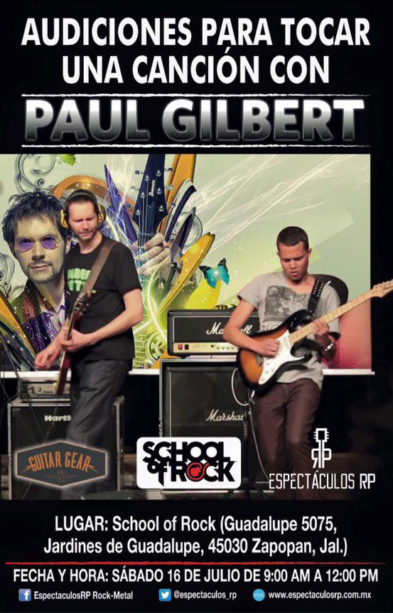 urbeat-eventos-gdl-foro-indepenencia-paul-gilbert-04ago2016-audiciones