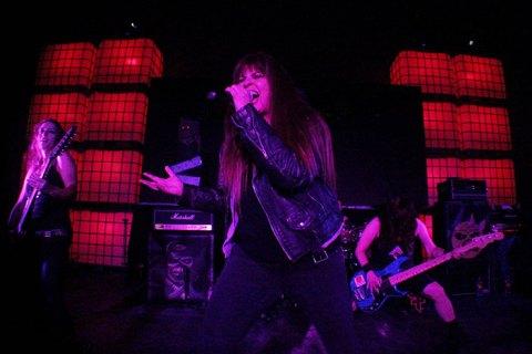 The Iron Maidens en Guadalajara 2016