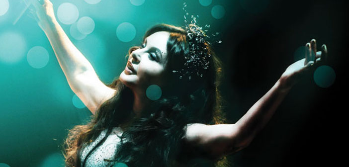 SARAH BRIGHTMAN 2016 Auditorio Telmex