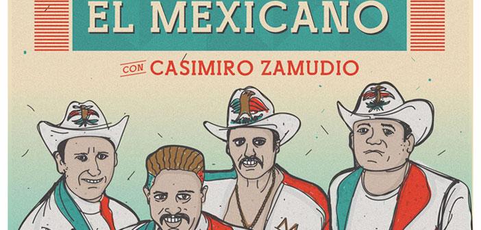 Su majestad Mi Banda El Mexicano, en Guadalajara