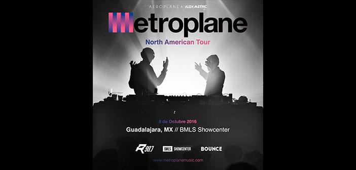 Metroplane en BMLS Showcenter 2016