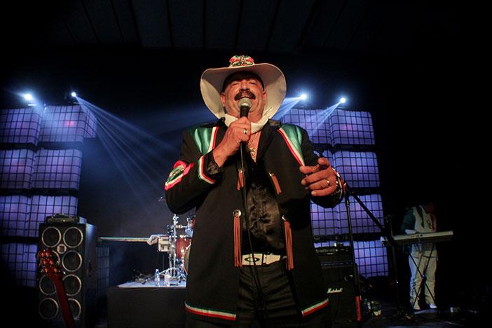 Su Majestad Mi Banda El Mexicano abarroto el C3 Stage en GDL