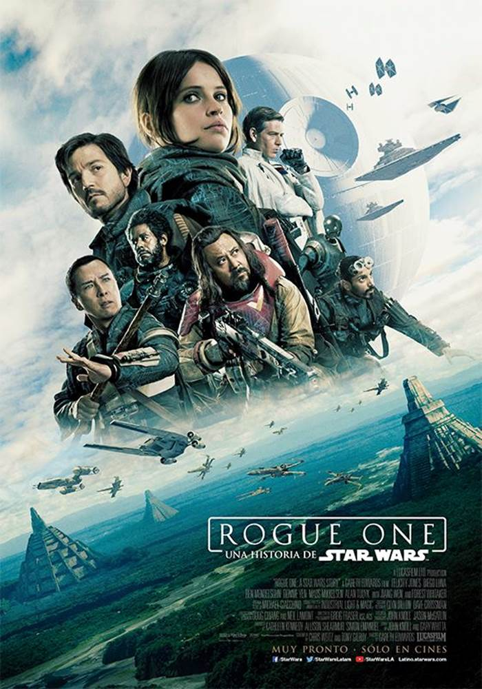 Rogue One – arte exclusivo para México