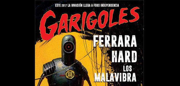 Garigoles en el Foro Independencia 2017