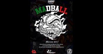 Madball en Foro Independencia 2017