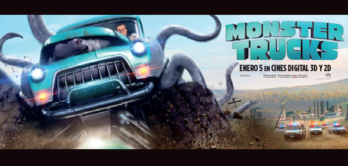 Monster Trucks - Premier Guadalajara