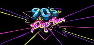 90'S POP TOUR - Auditorio Telmex 2017
