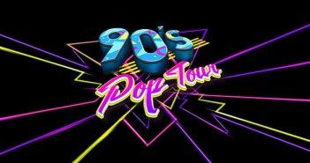 90'S POP TOUR - Auditorio Telmex 2017