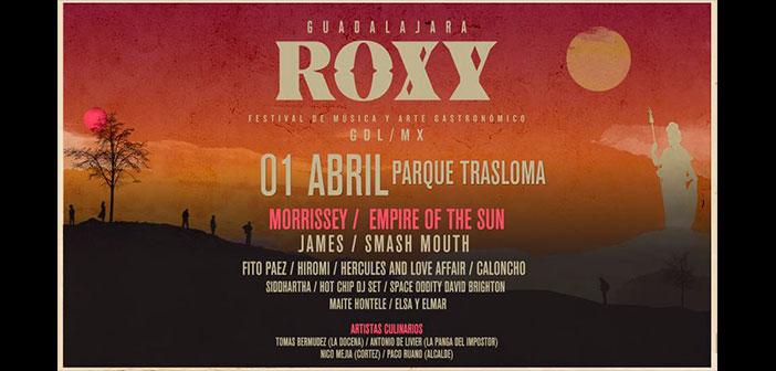 Festival Roxy Guadalajara 2017