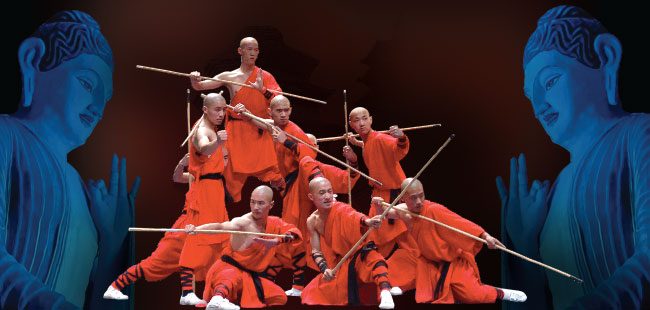 SHAOLIN WARRIORS Guadalajara 2017