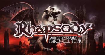 Rhapsody en Guadalajara 20th Anniversary Farewell Tour