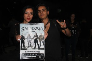 Saratoga en Guadalajara 2017