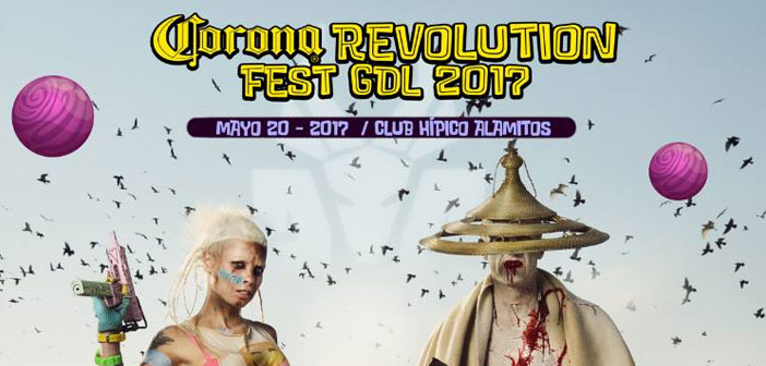 Die Antwoord en Guadalajara Corona Revolution Fest 2017