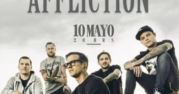 The Amity Affliction en Guadalajara 2017