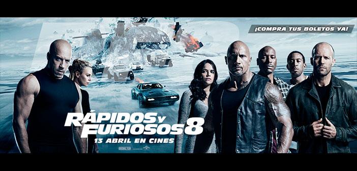 RAPIDOS Y FURIOSOS 8 Premier