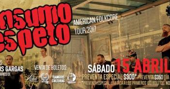 Konsumo Respeto en Guadalajara 2017