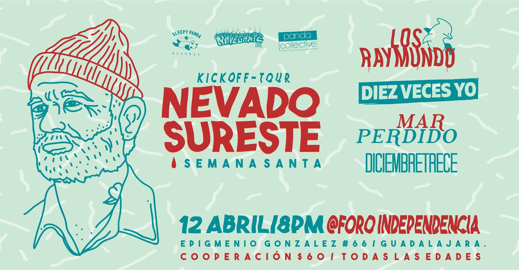 Nevado + Sureste Semana Santa GDL