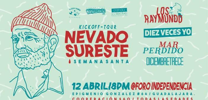 Nevado + Sureste