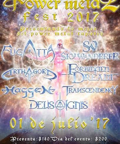 Power Metal Fest 2017