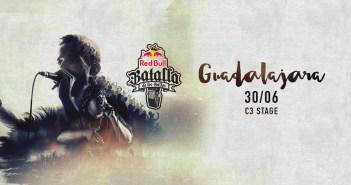 Red Bull Batalla de los Gallos: Semifinal Guadalajara 2017