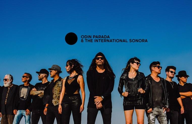 Odín Parada regresa con el sencillo «Arena» y The International Sonora