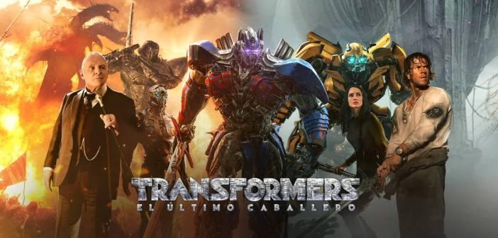 Premier Transformers El Último Caballero GDL