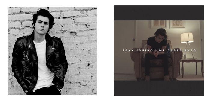 "ERNY AVEIRO Presenta: ""Me arrepiento"""