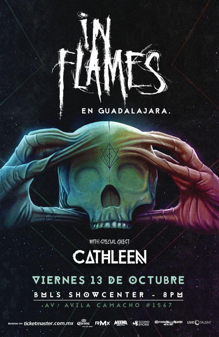 Inflames en Guadalajara 2017