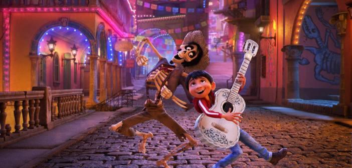 Reseña: Coco de Disney Pixar Película 2017