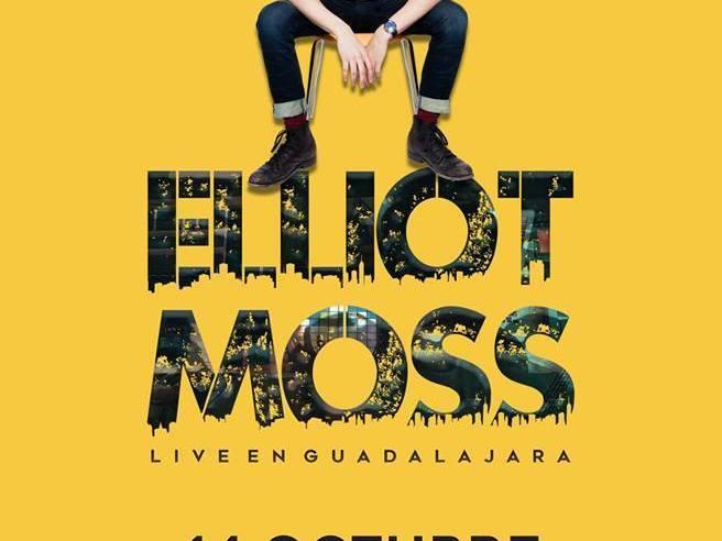 Elliot Moss en Guadalajara 2017