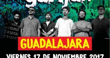 Zona Ganjah en Guadalajara 2017