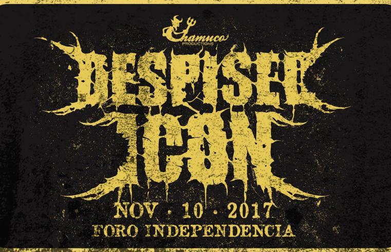 Despised Icon Guadalajara 2017