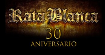 RATA BLANCA 30 ANIVERSARIO Guadalajara 2018