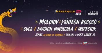 Festival Manzanillo Live 2018