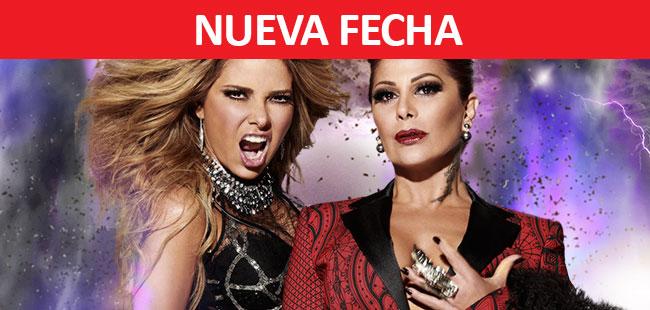 GLORIA TREVI VS ALEJANDRA GUZMÁN Guadalajara 2018