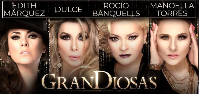 Grandiosas Guadalajara 2018
